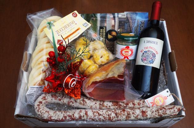 Cesto di Natale Gourmet - Macelleria Antoni